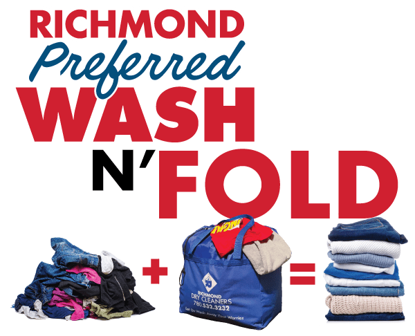 Richmond Preferred Wash N' Fold