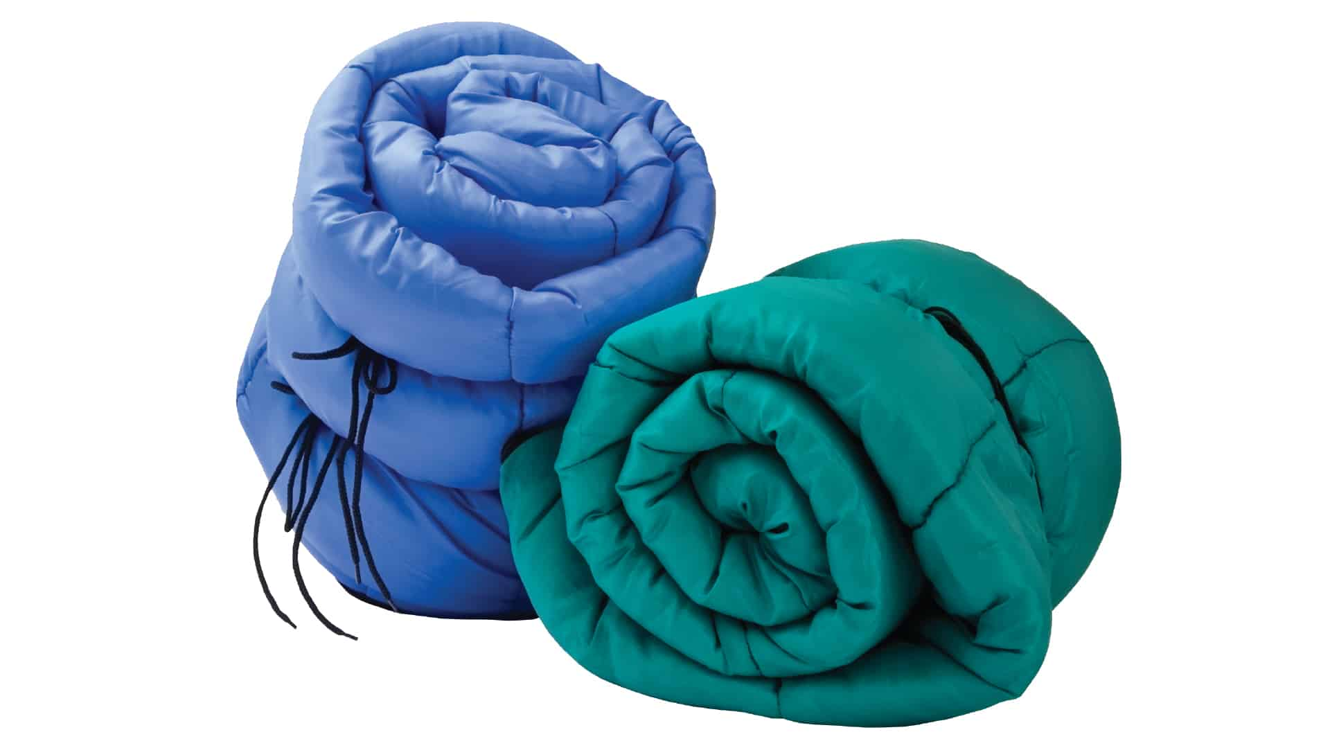 We clean your sleeping bags so they are fresh for camping season.