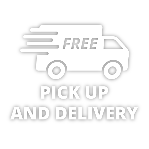 We offer free pick up and delivery of your fine dry cleaning